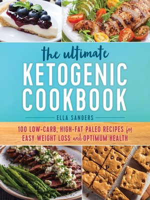 cover image of The Ultimate Ketogenic Cookbook
